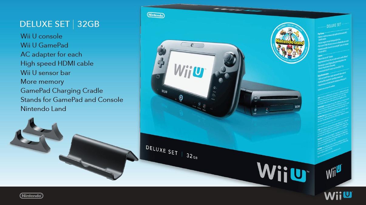 Wii u prix et date de sortie yzgeneration - Console wii prix carrefour ...