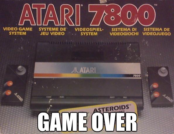 Atari meme