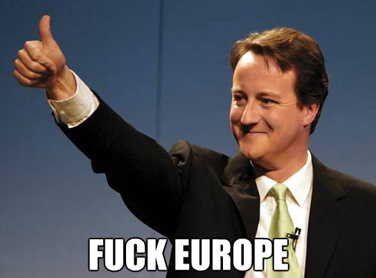David Cameron meme