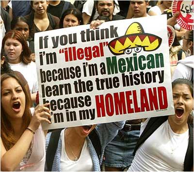 Immigration Mexico US meme