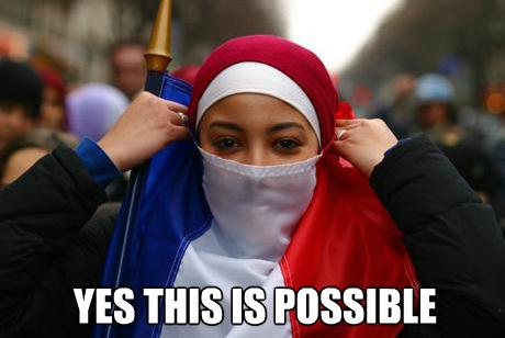 Islam France meme