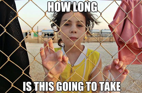Syrie Refugee meme