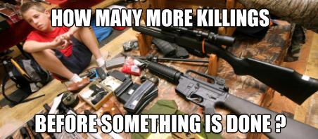 Weapons meme
