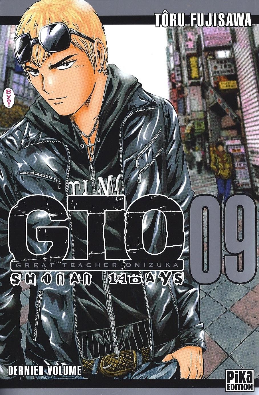 GTO Shonan 14 Days Tome 9