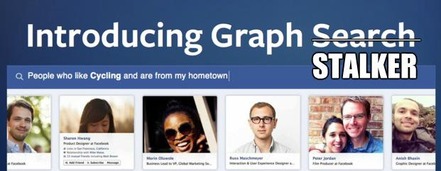 Graph Search meme