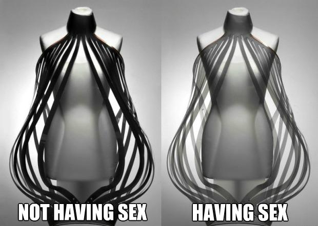 Intimacy dress meme