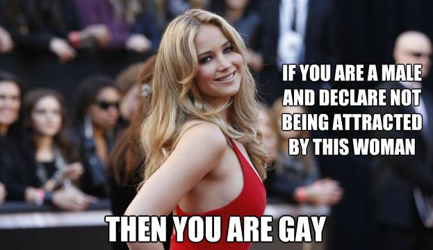 Jennifer Lawrence meme