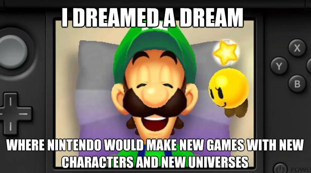 Luigi meme
