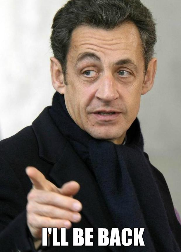 Nicolas Sarkozy meme