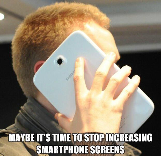 Smartphones meme