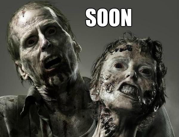 Zombies meme