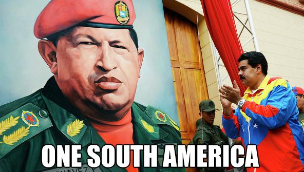 Chavez meme