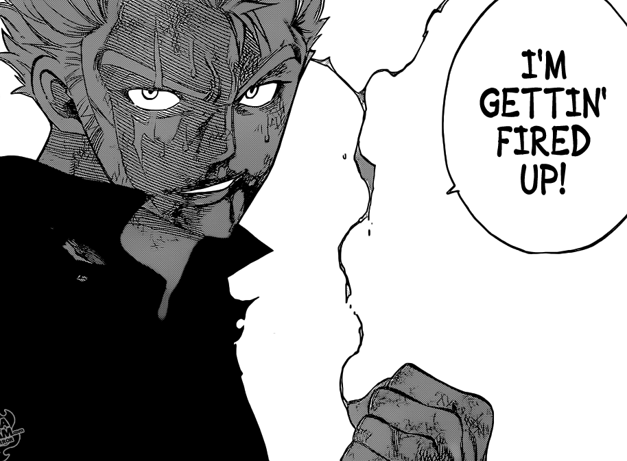Fairy Tail 321