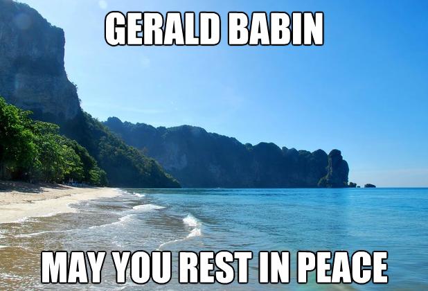 Gérald Babin meme