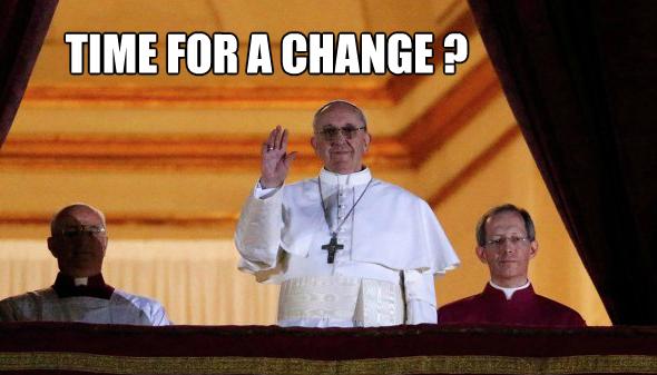 Pape François meme