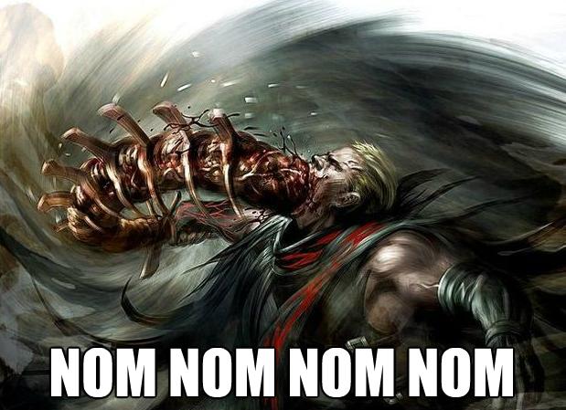 Soul Sacrifice Meme