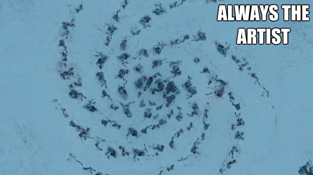 Walking Dead Game of Thrones meme