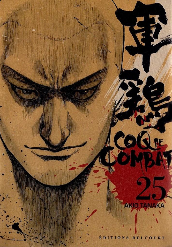 Coq de Combat Tome 25