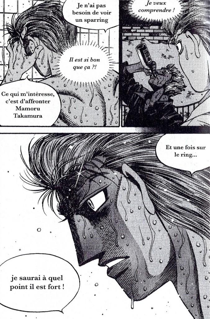 Hajime no Ippo Tome 58 Scan 1