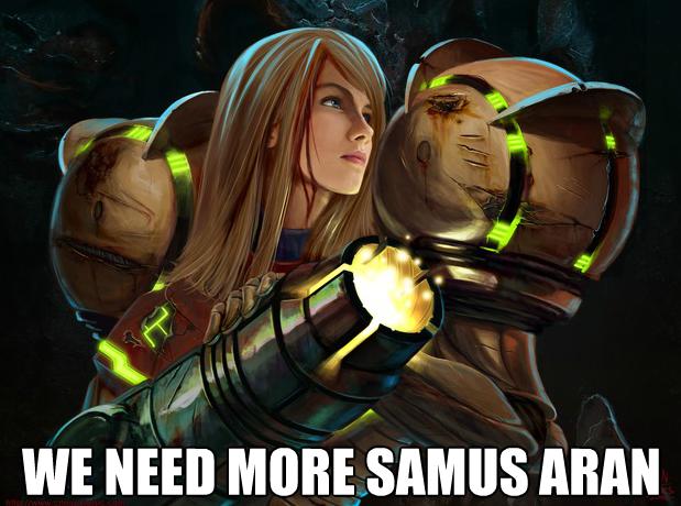Samus Meme