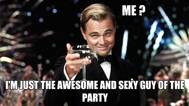 The Great Gatsby Meme