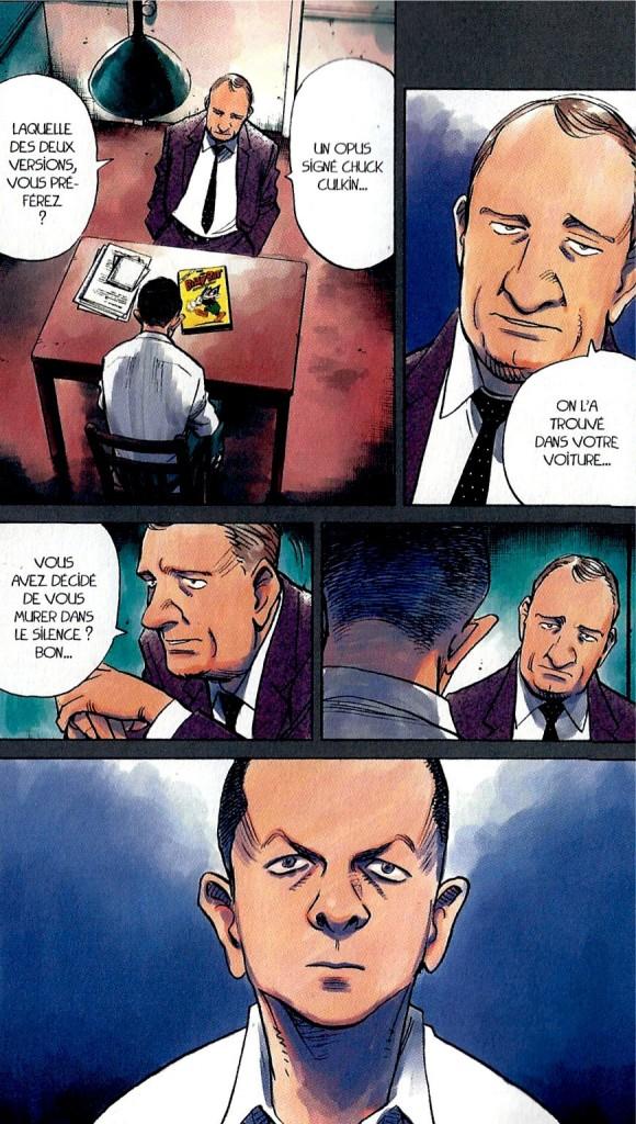 Billy Bat Tome 7 Scan 1