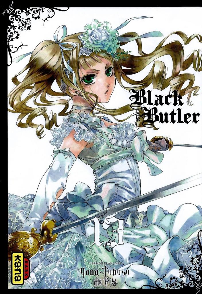 Black Butler Tome 13