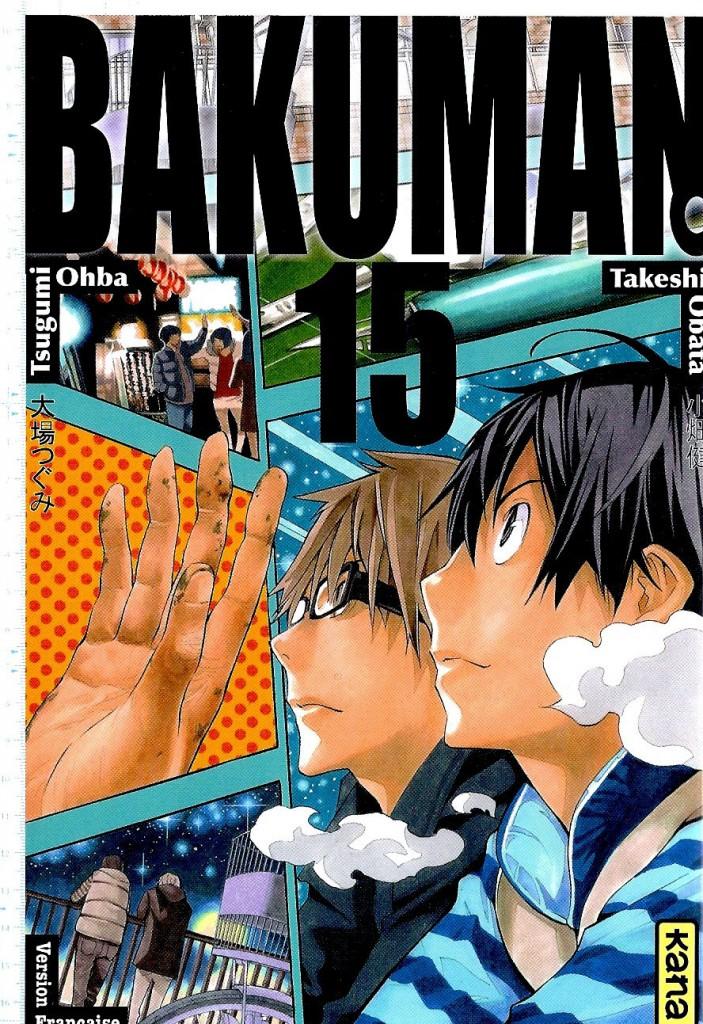 Bakuman Tome 15