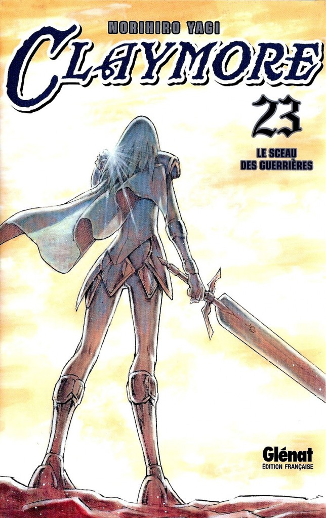 Claymore Tome 23