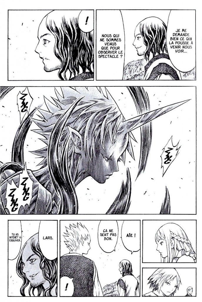 Claymore Tome 23 Scan 2