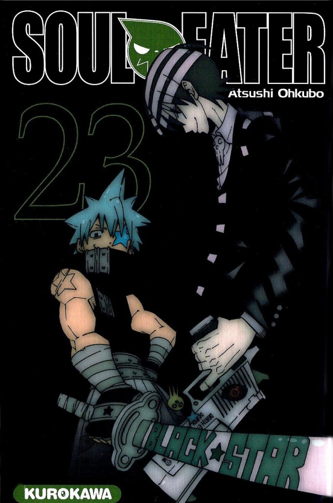 Soul Eater Tome 23