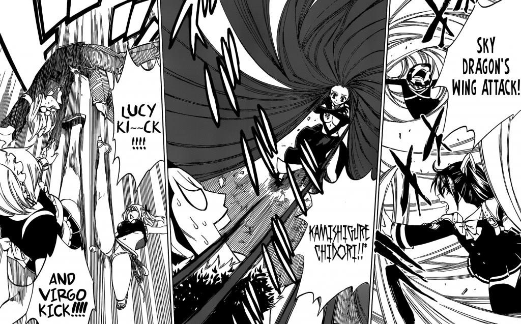 Fairy Tail 347
