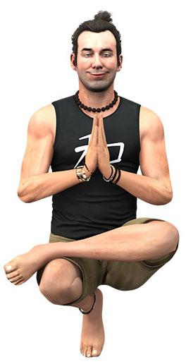 GTA 5-Yoga 2