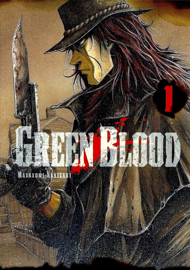 Green Blood Tome 1
