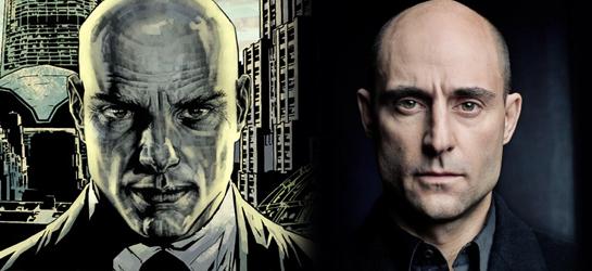 Mark Strong-Lex Luthor