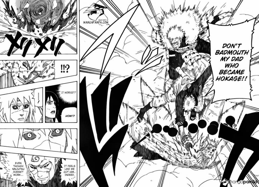 Naruto 642
