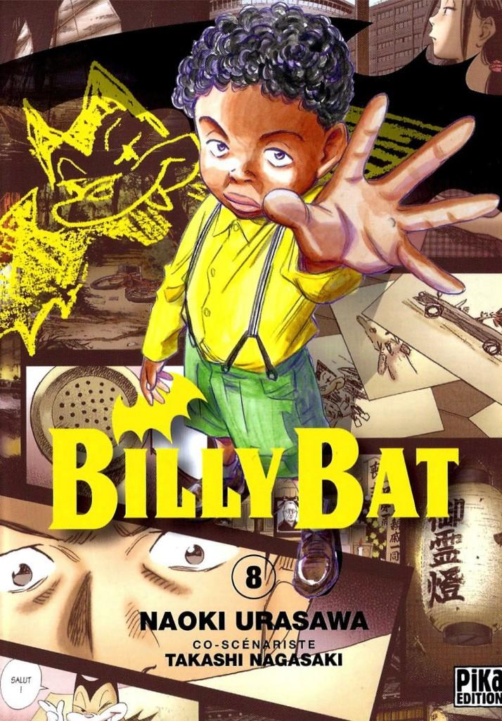 Billy Bat Tome 8 Scan 2
