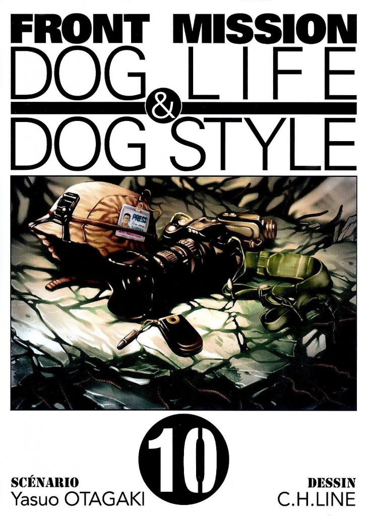 Front Mission Dog Life & Dog Style Tome 10