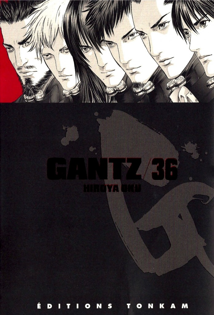 Gantz Tome 36