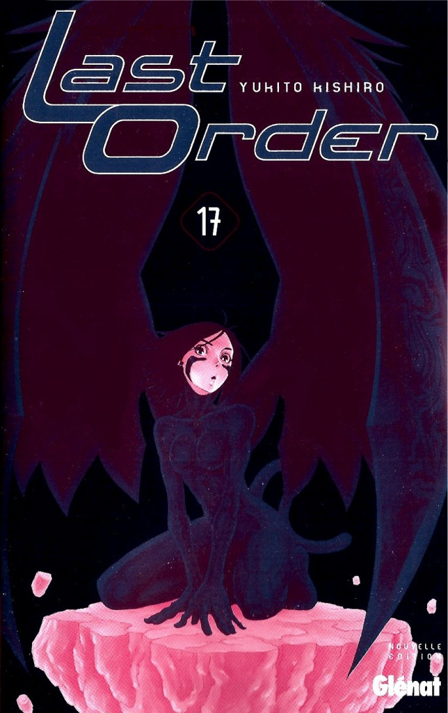 Gunm Last Order Tome 17