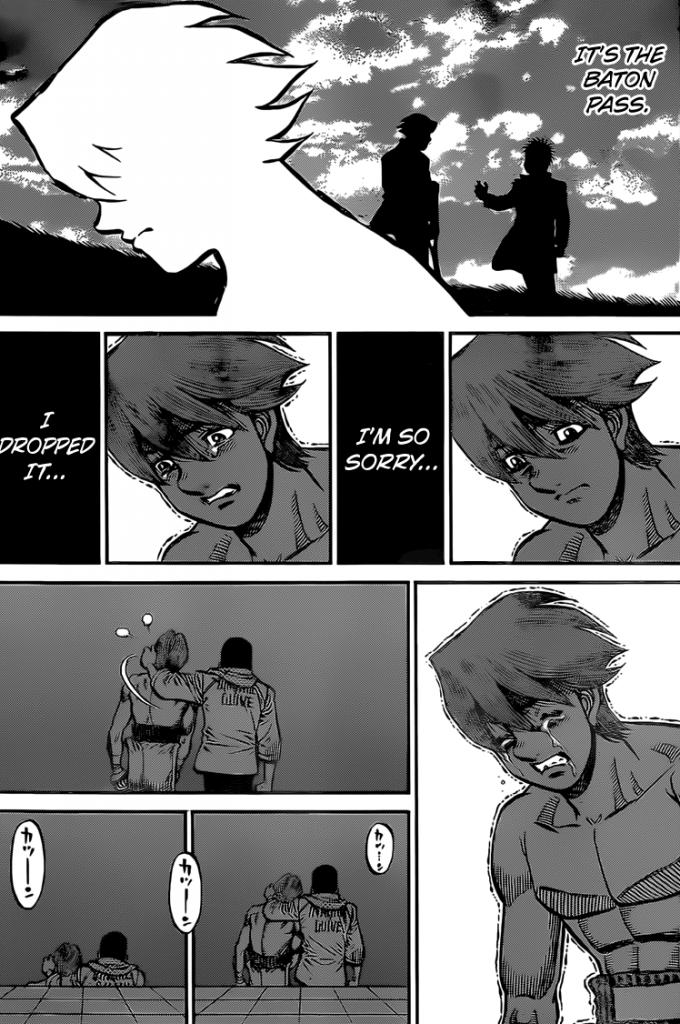 Hajime no Ippo 1029