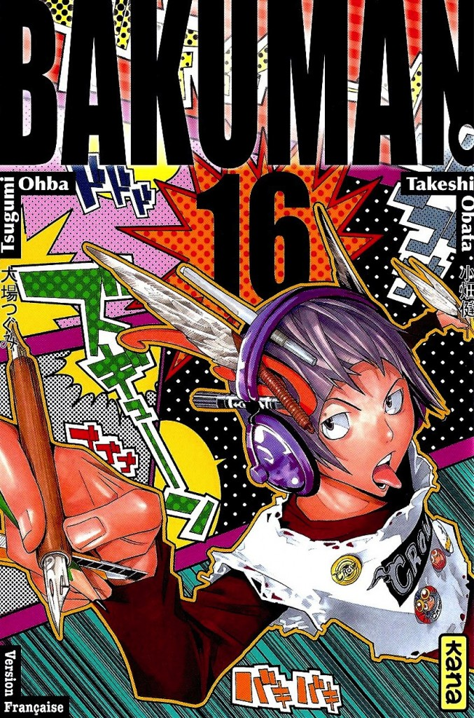 Bakuman Tome 16