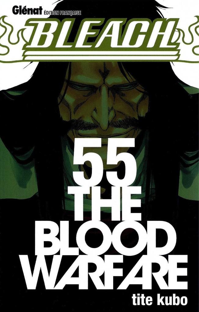 Bleach Tome 55