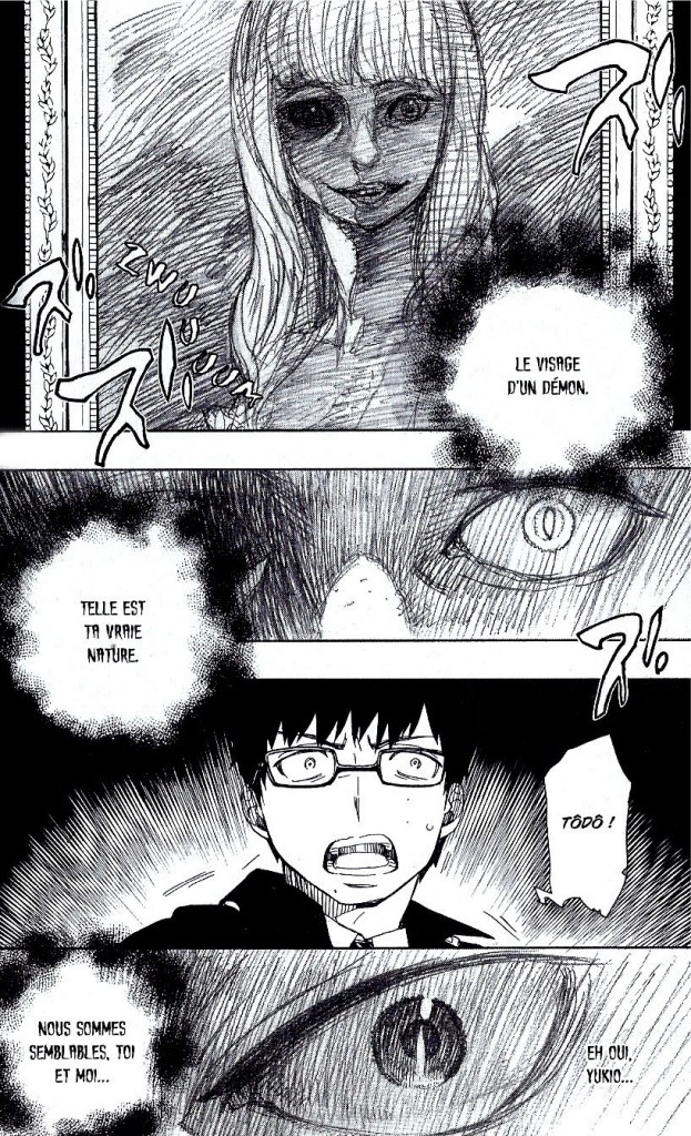Blue Exorcist Tome 11 Scan 1