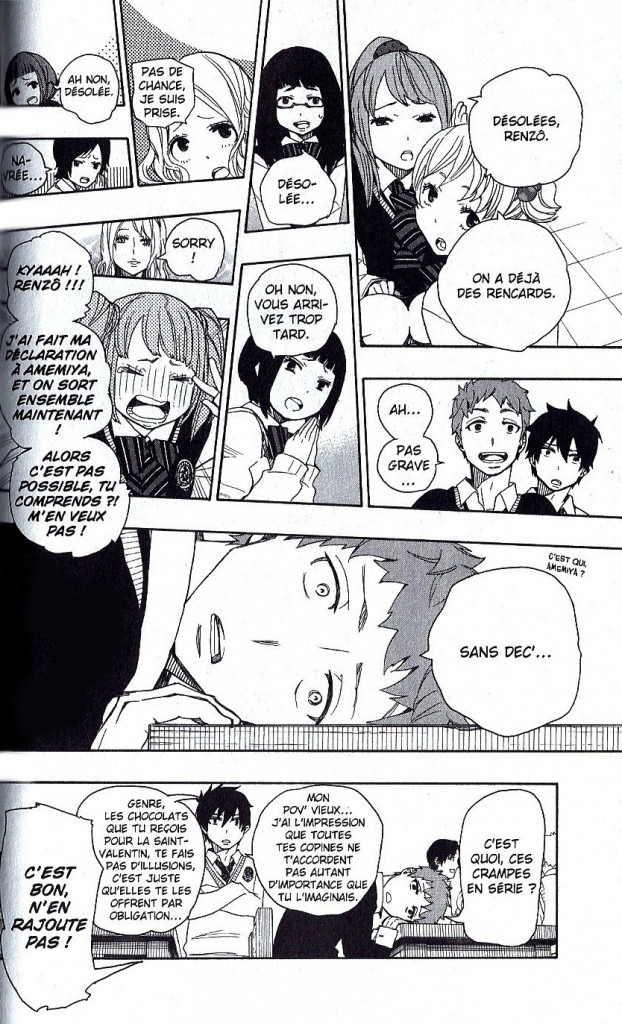 Blue Exorcist Tome 11 Scan 2