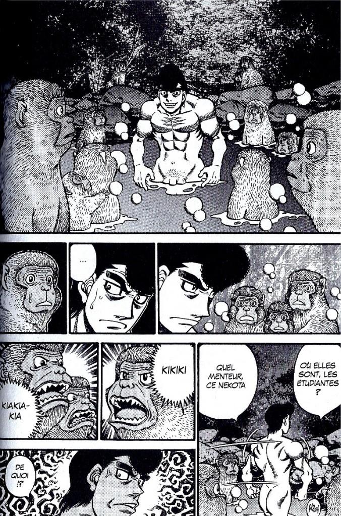 Hajime no Ippo Tome 63 Scan 1