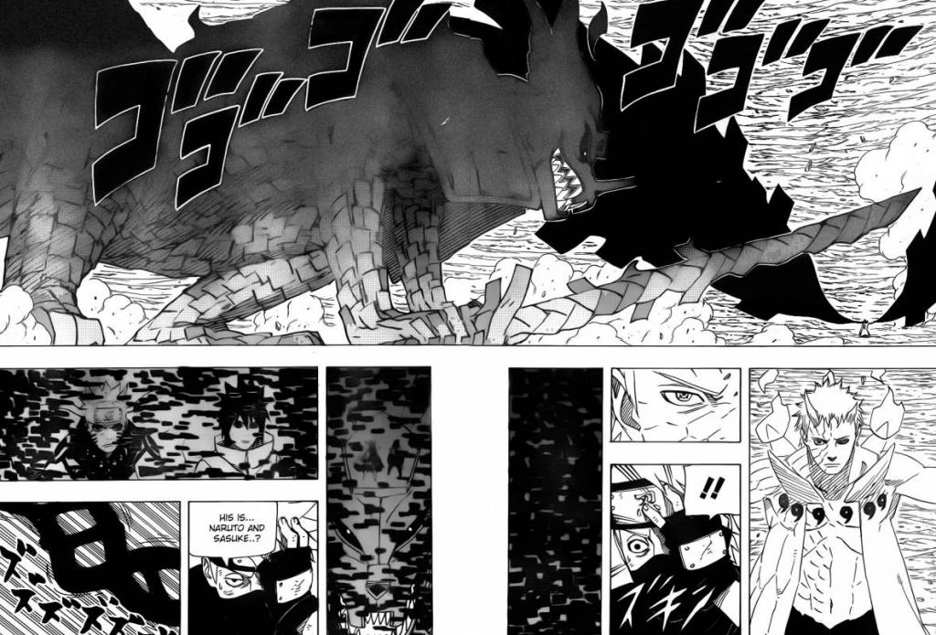 Naruto 651