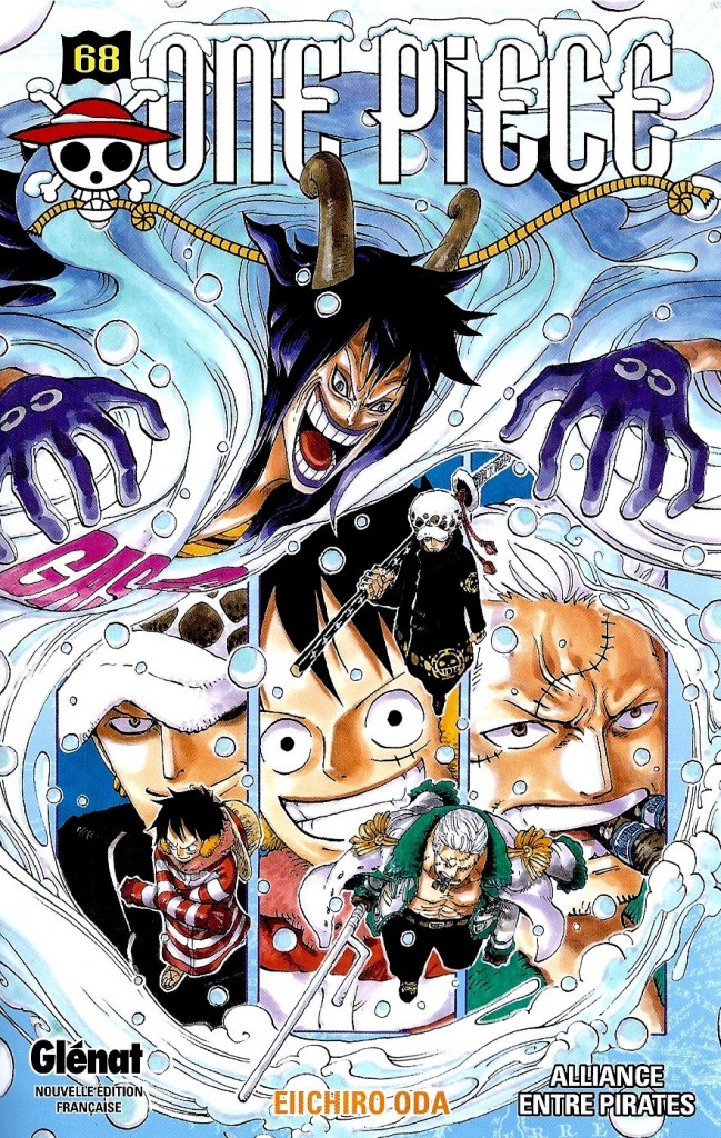One Piece Tome 68
