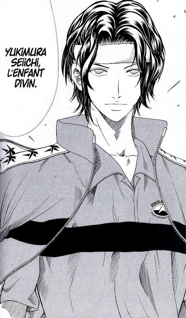 Prince du Tennis Tome 41 Scan 2
