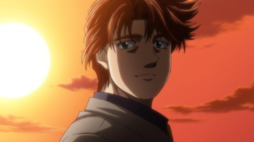 Hajime no Ippo Rising Épisode 8